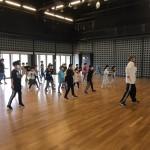 三日目:軽石先生のダンスレッスン